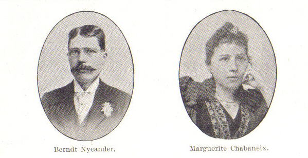 Berndt Axel Nycander Nycander 1858-1907